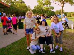 Arthritis walk team in tampa