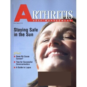 arthritis self management magazine