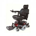 powered wheelchair for rheumatoid arthritis