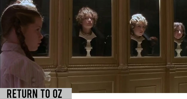 Return to oz heads